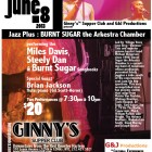 Burnt Sugar at Ginny's Supper Club