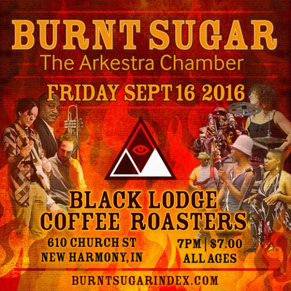 Burnt Sugar at Black Lodge Coffee Roasters