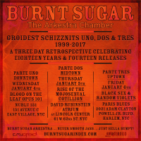 BURNT SUGAR The ARKESTRA CHAMBER's Groidest Schizznits