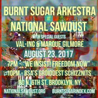 Burnt Sugar at National Sawdust, Brooklyn, NY